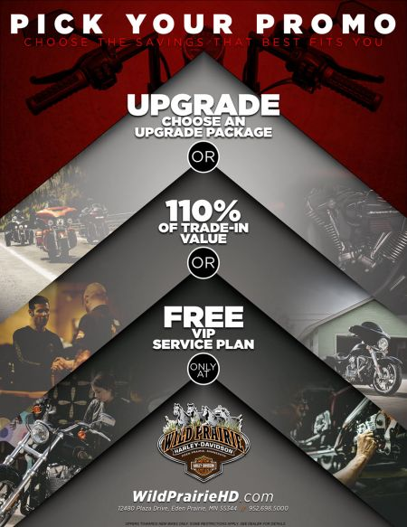 Pick your Promo!