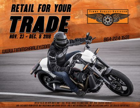 Retail  For Your Trade