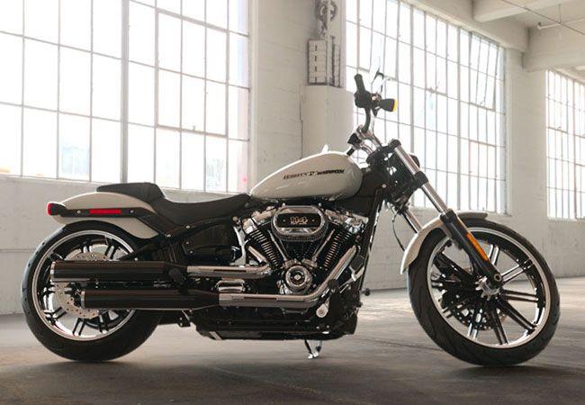 2019 Harley-Davidson<sup>®</sup> FXBRS — Softail<sup>®</sup> Breakout<sup>®</sup> 114