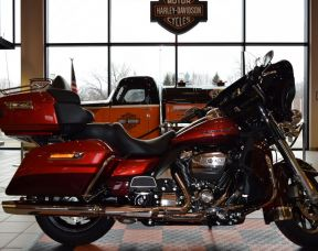 2019 Electra Glide Ultra Limited