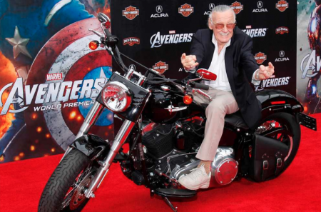 Stan Lee created epic Marvel universes