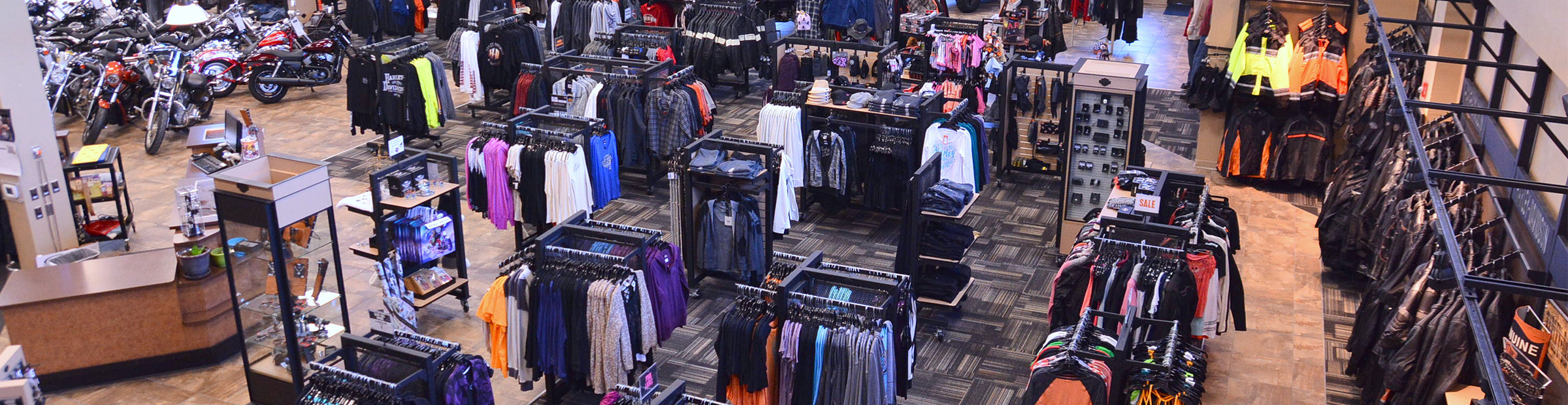 MotorClothes<sup>®</sup> Merchandise