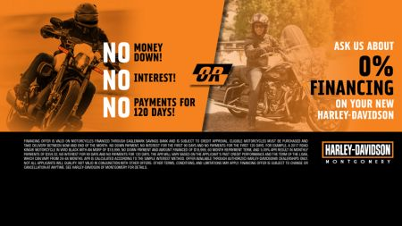 Ask us About our 0% Financing or No Money Down, No Interest, No Payments for 120 Days