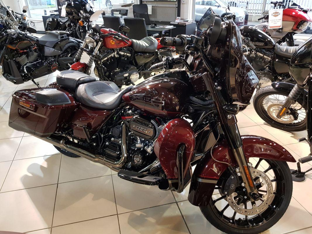 2019 Harley Davidson CVO Street Glide 117