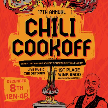 17th Annual Chili Cook Off