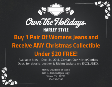 Ladies Holiday Gift With Purchase