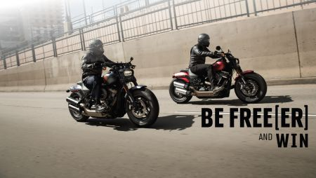 Win back the price of your NEW Softail® motorcycle