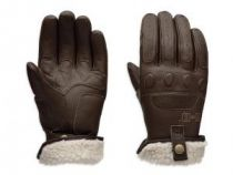 GLOVES-F/F,TRENTLY,PPE,LTHR