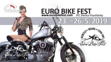 Předprodej vstupenek na EURO BIKE FEST 2019