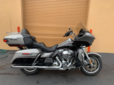 2016 HD FLTRU - Touring Road Glide<sup>®</sup> Ultra