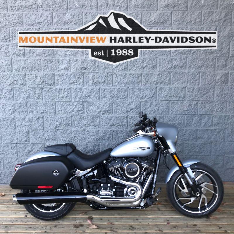 2019 Harley-Davidson FLSB - Sport Glide