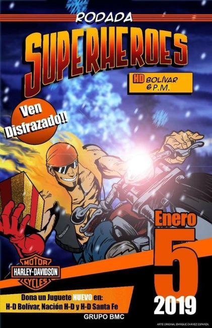 Rodada Superhéroes