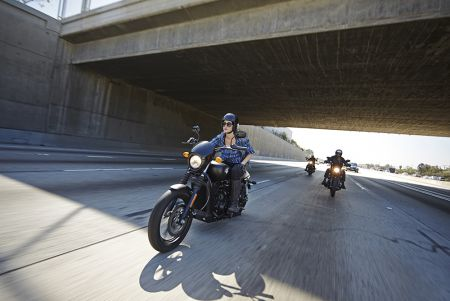 Nearly 20 Percent of Motorcycle Riders are Women