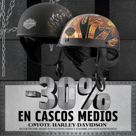 CASCOS MEDIOS