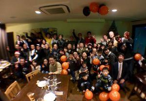 2018.12.8(SAT) クリスマスパーティin山形市本町・ブルーノ