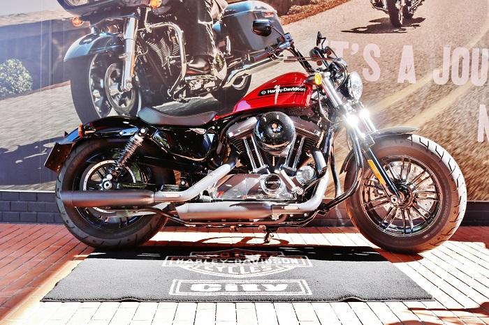 2018 HARLEY-DAVIDSON FORTY-EIGHT sp