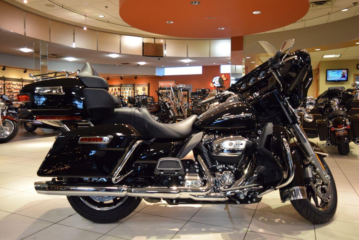 2019 Harley-Davidson Touring FLHTK Ultra Limited