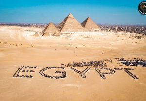 Pyramids' Ride