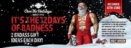 12 Days of Badness