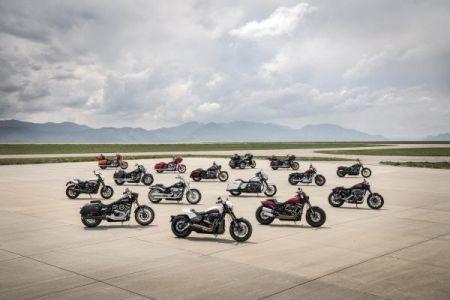 Harley-Davidson Meet-Up FAIR vol.2 in 二子玉川