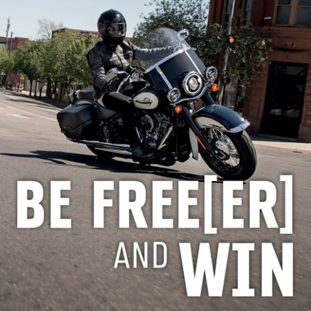 Be Free[er] and WIN!