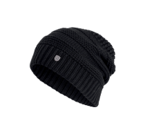 HAT-SLOUCH,KNT,BLK