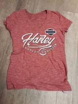 HD dámske tričko krátky rukáv/back - print/