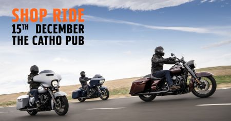 Catho Pub Shop Ride