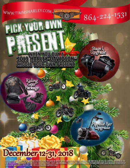 Pick Your Present