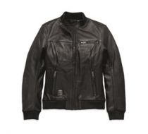 ENDRINO LEATHER WOMAN'S RIDING JACKET