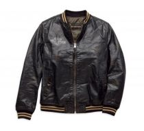 WOMAN'S CHALETTE 1903 LEATHER BOMBER JACKET