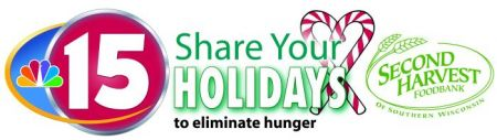 NBC15 Share Your Holidays Grand Finale Raises 3.9 Million Meals for the Hungry