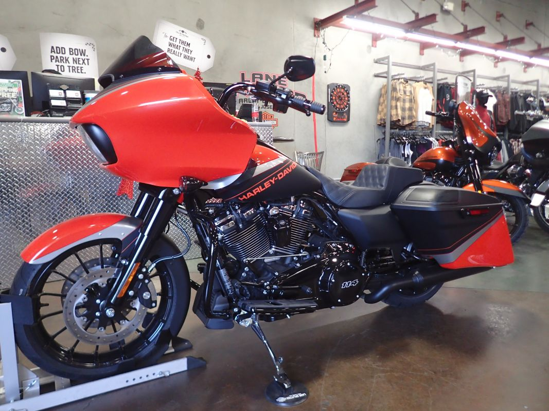2019 Road Glide Special Grandstand Limited Series Paint