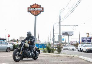 Тест-райд мотоциклов Softail