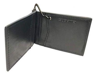 Mali novčanik za kartice, sa kopčom za novac