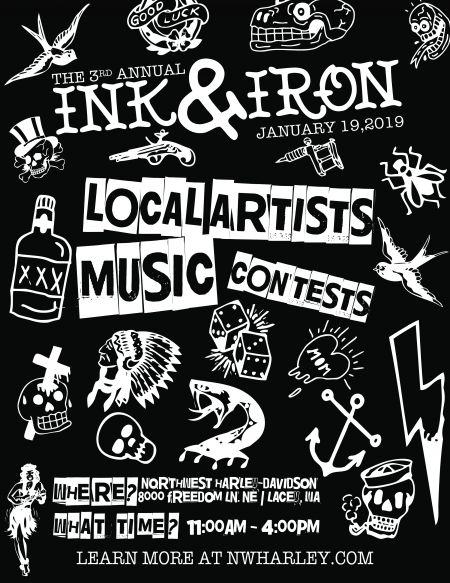 2019 INK & IRON