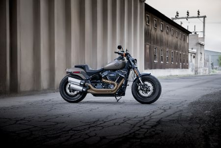 And the award for Best Cruiser in 2018 goes to…The Fat Bob!