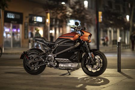 H-D® Electrifies the Future of Two-Wheels with Debut of New Concepts & LiveWire™ Motorcycle