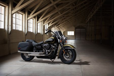 he Heritage 114 similarly tops the list of favorites from Motorcycle Cruiser