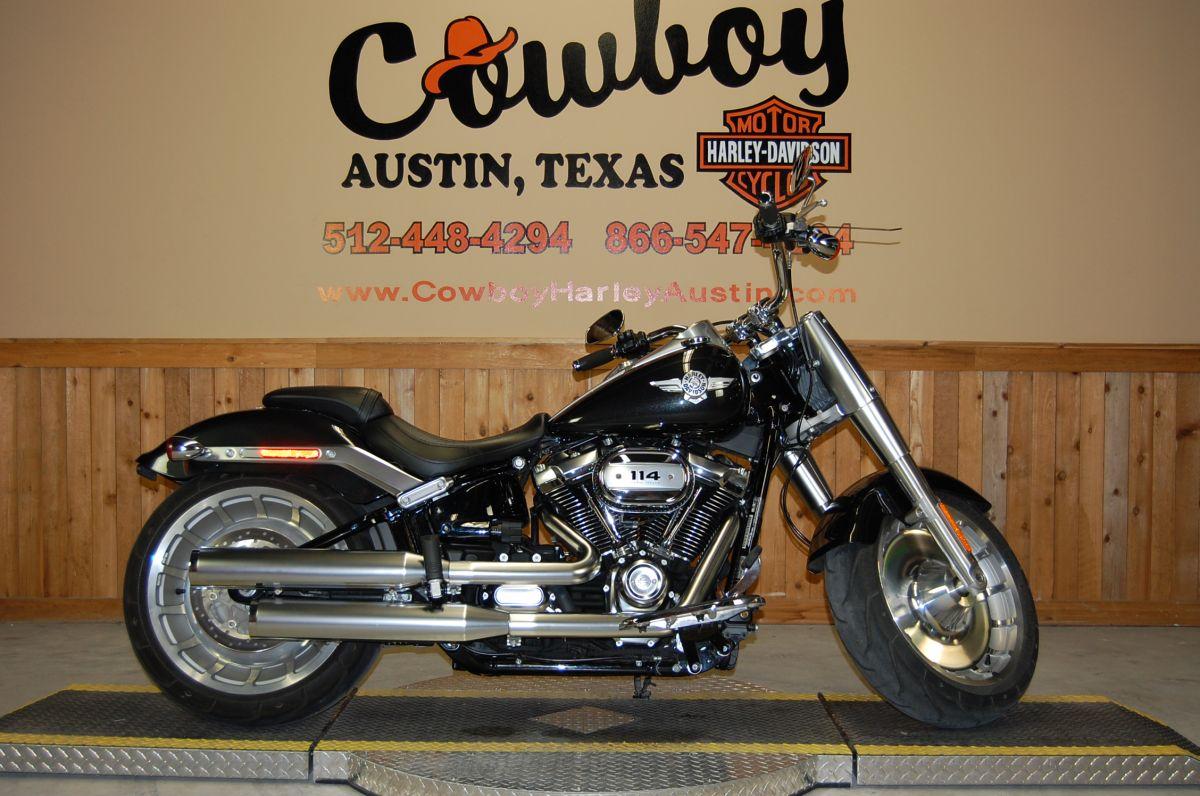 2018 Harley-Davidson FLFBS Fat Boy<sup>®</sup> 114