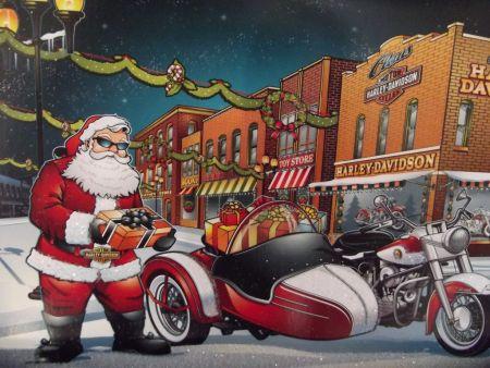 Vi ønsker våre kunder en riktig God Jul !