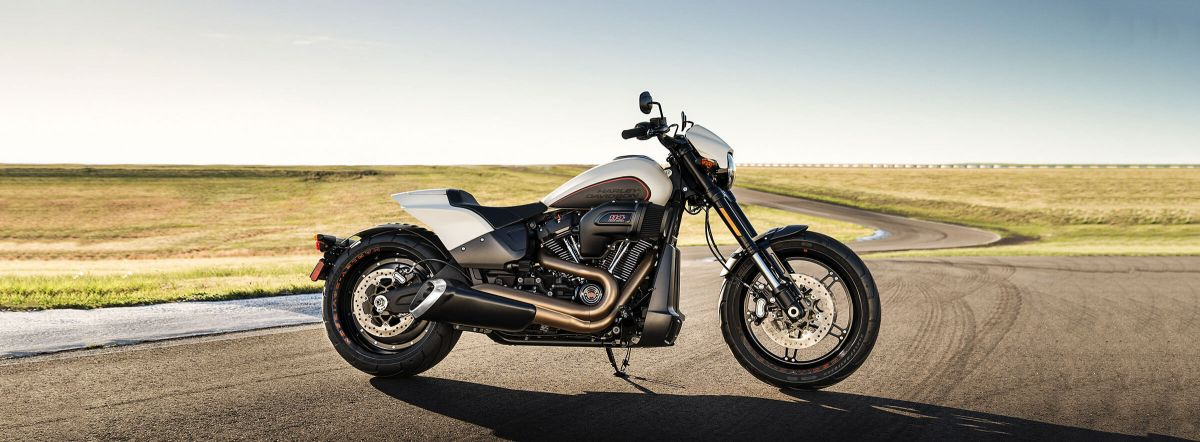 2019 HD FXDRS - Softail FXDR<sup>™</sup> 114