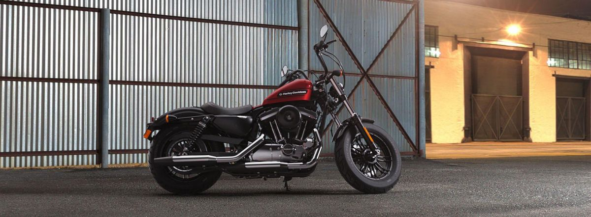 2019 HD XL 1200XS - Sportster Forty-Eight<sup>®</sup> Special