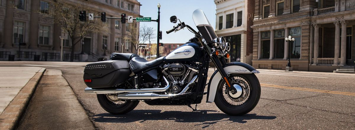 2019 HD FLHCS - Softail Heritage Classic 114