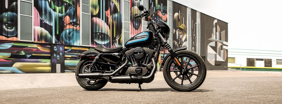 2019 HD XL 1200NS - Sportster Iron 1200<sup>™</sup>