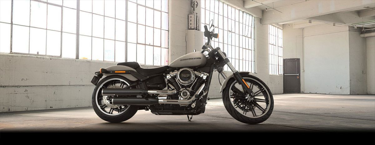 2018 HD FXBR - Softail Breakout<sup>®</sup>