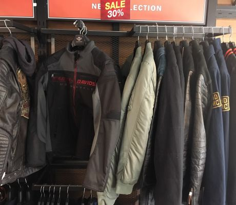 MOTORCLOTHES® และสินค้า
