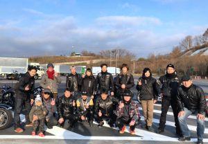 2018年12月23日(日) ハーレーツーリング・兵庫加古川かつめしツーリング