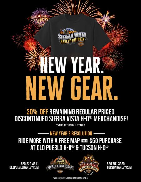 January MotorClothes Specials