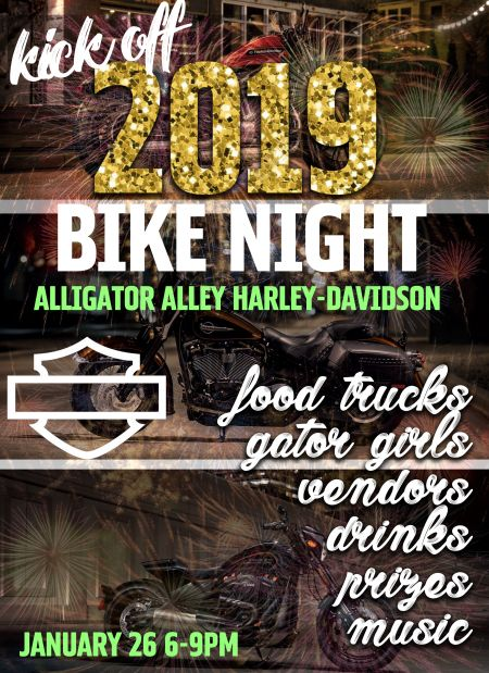 2019 Kickoff Bike Night